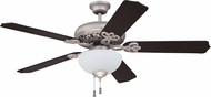 Craftmade K11212 Cecilia Unipack Athenian Obol Fluorescent Indoor 52  Home Ceiling Fan