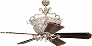 Craftmade K11218 Cortana Athenian Obol Halogen Indoor 56  Home Ceiling Fan