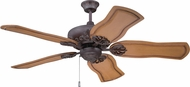 Craftmade K11221 Cordova Aged Bronze Textured Indoor 54  Ceiling Fan