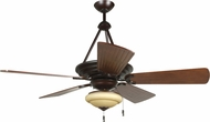 Craftmade K11228 Metro Oiled Bronze Fluorescent Indoor 54  Ceiling Fan