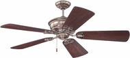 Craftmade K11232 Monaghan Tarnished Silver Indoor 54  Ceiling Fan