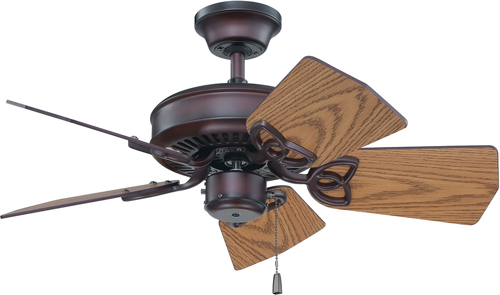 30 Indoor Outdoor Wall Fan : Craftmade k piccolo oiled bronze indoor outdoor