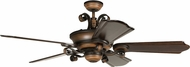 Craftmade K11254 Seville Espana Spanish Bronze Indoor 68  Home Ceiling Fan