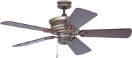 Craftmade K11264 Woodward Dark Coffee/Vintage Madera Indoor 54  Ceiling Fan