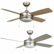 Craftmade LAV44BP4LK-LED Laval Brushed Pewter LED 44  Home Ceiling Fan