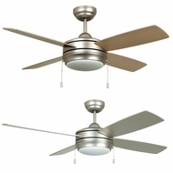 Craftmade LAV52BP4LK-LED Laval Brushed Pewter LED 52  Ceiling Fan