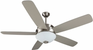 Craftmade LY52SS5 Layton Stainless Steel Indoor 52  Ceiling Fan