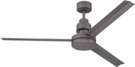 Craftmade MND54ESP3 Mondo Modern Espresso Indoor/Outdoor 54  Home Ceiling Fan