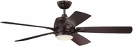 Craftmade STE52OB5 Stellar Oiled Bronze LED 52  Ceiling Fan
