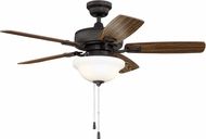 Craftmade TCE42ESP5C1 Twist N Click Espresso LED 42  Home Ceiling Fan
