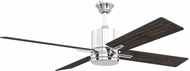 Craftmade TEA52CH4 Teana Chrome LED 52  Ceiling Fan
