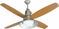 Craftmade UN52GV4 Union Galvanized Fluorescent Outdoor 52  Home Ceiling Fan