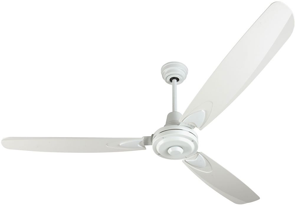 Craftmade ve58w3 velocity modern white indoor 58 home Modern white ceiling fan