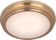Craftmade X6609-SB-LED X66 Series Satin Brass LED 9  Ceiling Lighting