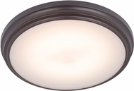 Craftmade X6611-OB-LED X66 Series Oiled Bronze LED 11  Ceiling Light Fixture