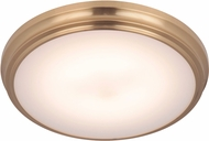 Craftmade X6611-SB-LED X66 Series Satin Brass LED 11  Ceiling Lighting Fixture
