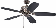 Craftmade YOR52LB5 Yorktown Legacy Brass Indoor 52  Home Ceiling Fan