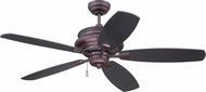 Craftmade YOR52OB5 Yorktown Oiled Bronze Indoor 52  Ceiling Fan