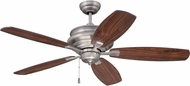 Craftmade YOR52PT5 Yorktown Pewter 52  Ceiling Fan