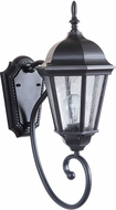 Craftmade Z2950-11 Newberg Traditional Midnight Outdoor 8  Wall Light Fixture