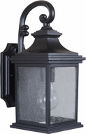 Craftmade Z3204-11 Gentry Midnight Exterior Small Wall Sconce