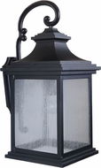 Craftmade Z3224-11 Gentry Midnight Outdoor Large Wall Lighting