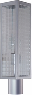 Craftmade Z4525-89SC Deka Contemporary Chromite Exterior Lamp Post Light