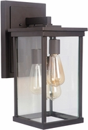 Craftmade Z9724-92 Riviera III Oiled Bronze Exterior Large Light Sconce