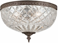 Crystorama 117-12-EB English Bronze Ceiling Light Fixture