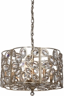 Crystorama 7586-DT Sterling Distressed Twilight Lighting Pendant