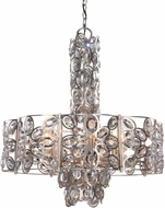 Crystorama 7588-DT Sterling Distressed Twilight Hanging Lamp