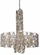 Crystorama 7589-DT Sterling Distressed Twilight Hanging Light