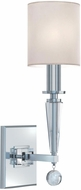Crystorama 8101-PN Paxton Polished Nickel Lighting Sconce