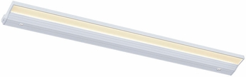 CSL ECL-32-WT Eco Counter Modern White LED Dimmable 32  Undercabinet Lighting
