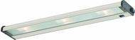 CSL NCAX-120-24 New Counter Attack Contemporary Xenon 24  Under Counter Lighting