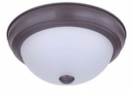 Cyber Tech C15122-BZ-LED Stepdown Bronze LED 11  Opal Lens Ceiling Lighting