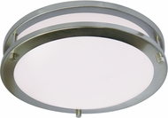 Cyber Tech C15SAT-NS-LED Saturn Nickel Satin LED Ceiling Light Fixture