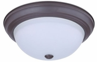 Cyber Tech C23322-BZ-LED Stepdown Bronze LED 15  Opal Lens Flush Lighting