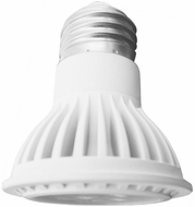 Cyber Tech LB5JDR-D-WW 5 Watt LED E26 JDR PAR16 Dimmable Bulb