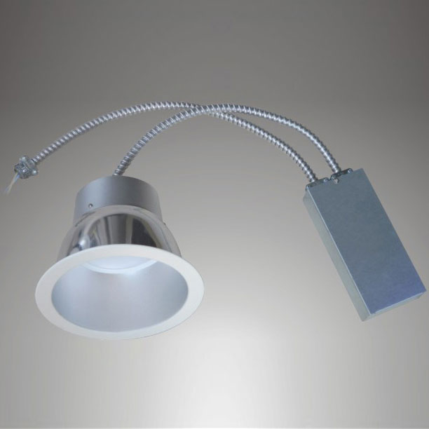 """Commercial Retail Light Fixtures: Cyber Tech LC35RT6-AR-CW LED Indoor/Outdoor 6"""" Commercial"""