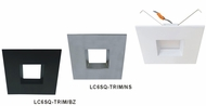 Cyber Tech LC6SQ-TRIM 6  Square Trim for Recessed Lighting