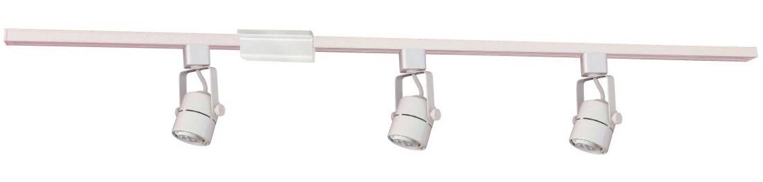 Cyber tech tl3th led wh contemporary white led 3 light home track cyber tech tl3th led wh contemporary white led 3 light home track lighting loading zoom aloadofball Images