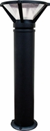Dabmar D480-B Contemporary Black Outdoor Landscaping Light