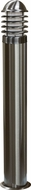 Dabmar D700-SS316 Contemporary Stainless Steel Outdoor 316 Marine Grade Bollard Pathway Lighting