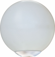 Dabmar D7000-W White Exterior Post Lamp Top