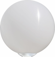 Dabmar D7018-W White Exterior Post Light Fixture Top