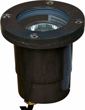 Dabmar FG318-BZ Modern Bronze Halogen Outdoor In-Ground In-Ground Well Light