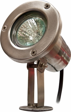 Dabmar LV10 Contemporary Stainless Steel Halogen Outdoor Spot Lighting