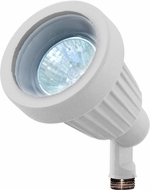 Dabmar LV100-W White Halogen Exterior Directional Spot Light