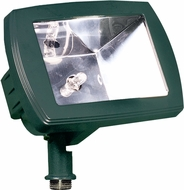 Dabmar LV105-G Modern Green Halogen Exterior Home Security Light